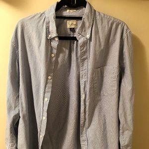 Jcrew Secret Wash Shirt